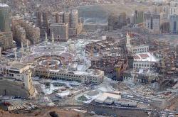 사원 확장 공사, 사우디아라비아
